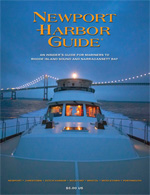Newport Harbor Guide 2010 Cover